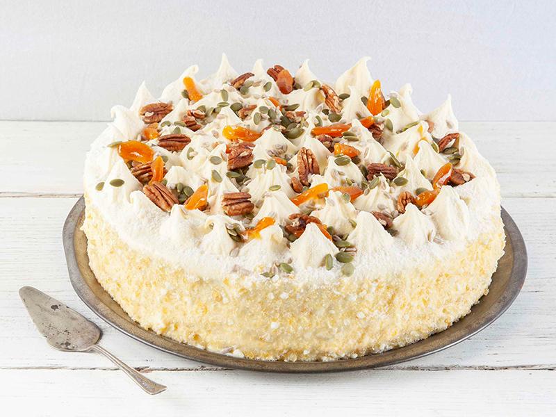 Bugsys Carrot Cake