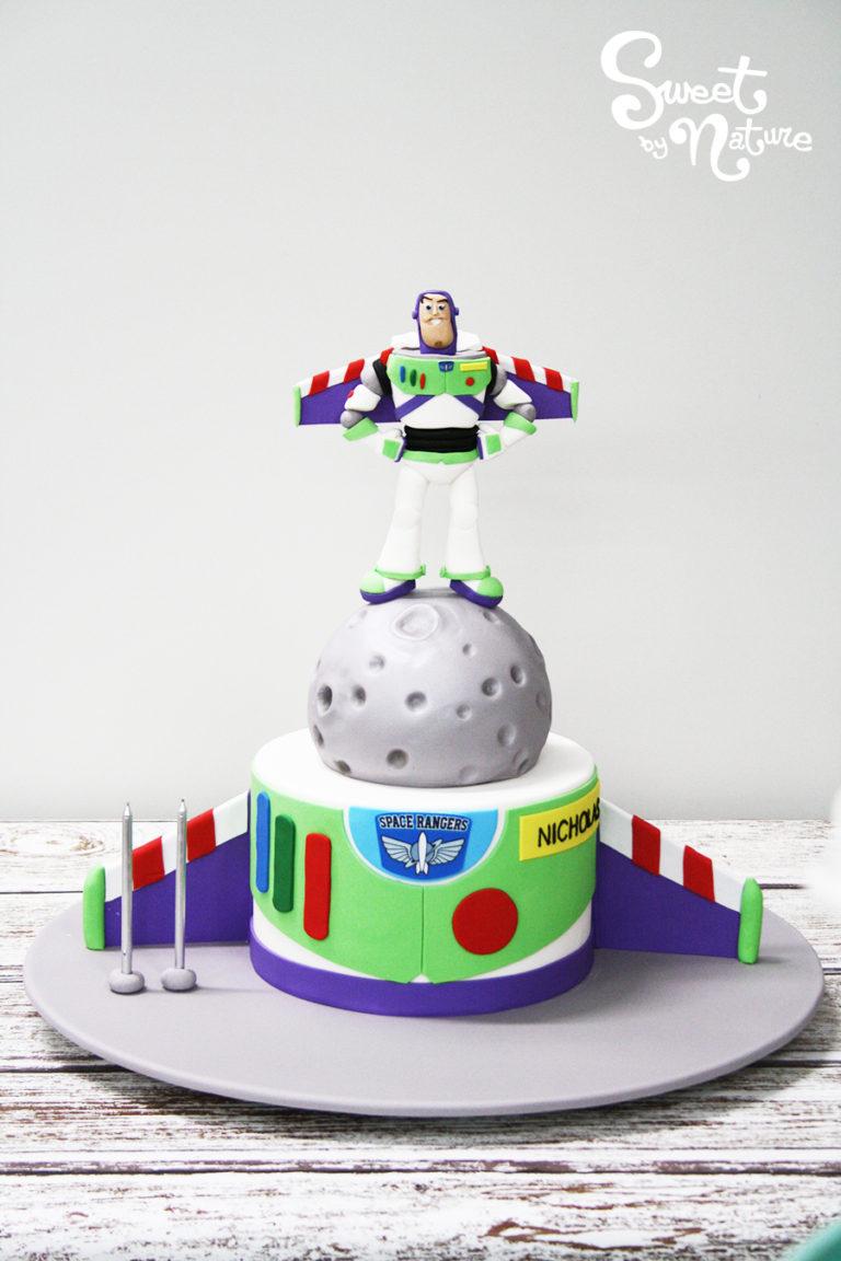 Buzz Lightyear Toy Story Birthday Cake
